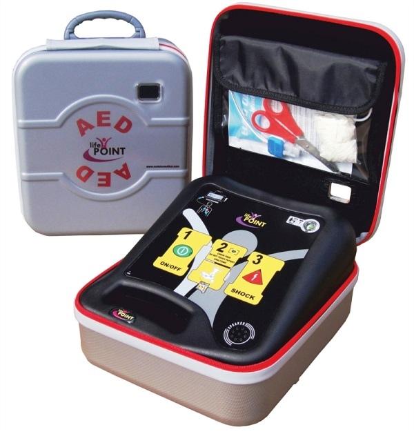 Defibrillatore semiautomatico LIFEPOINT