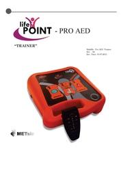 Defibrillatore didattico LIFEPOINT
