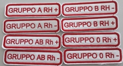 Patch GRUPPO SANGUIGNO