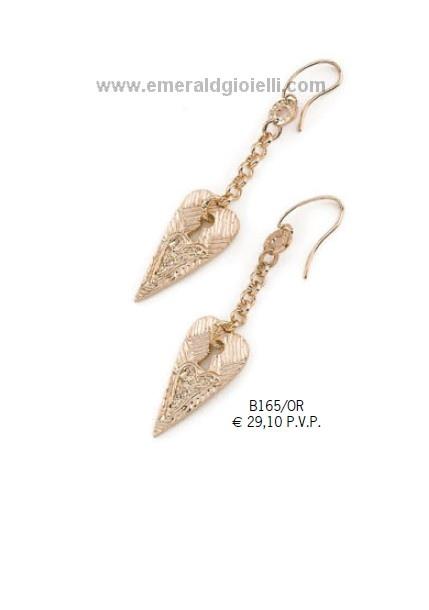 B165/OR Orecchini in Bronzo Tsc jewels