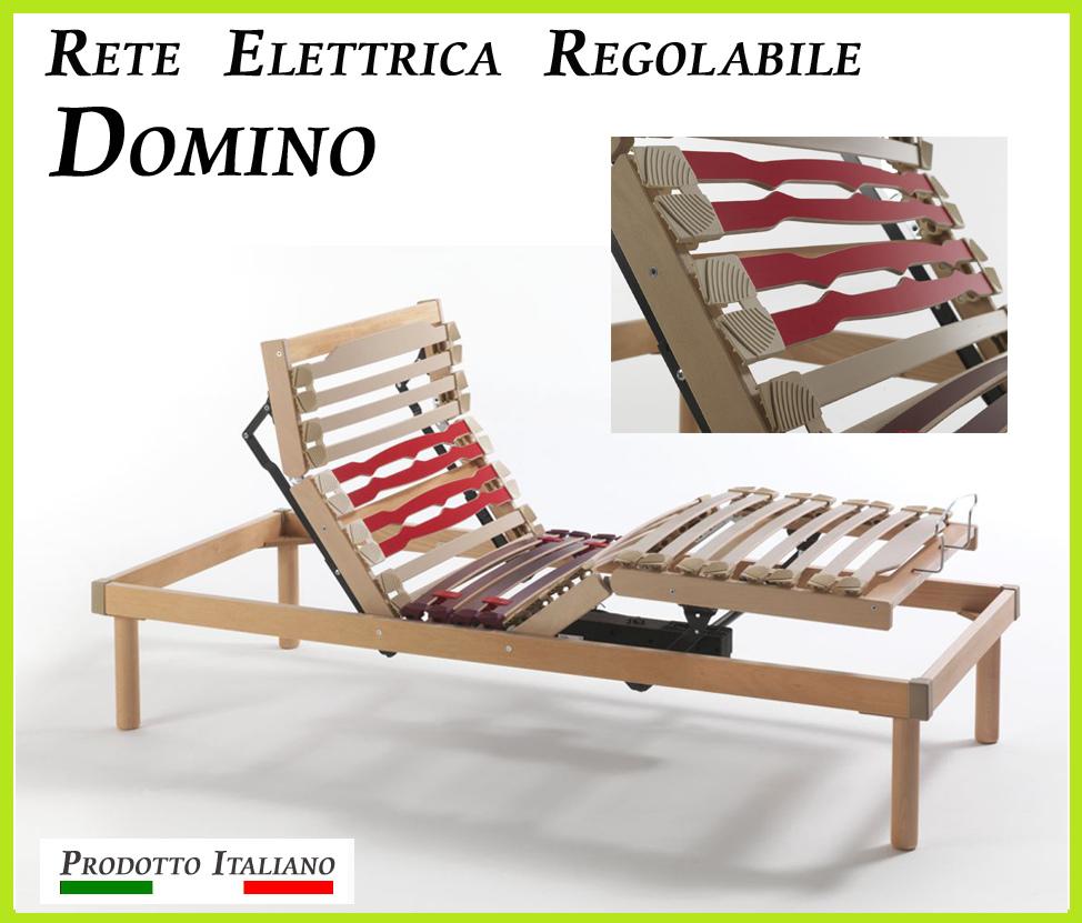 Rete elettrica rete regolabile rete letto rete comoda - Letto doghe legno ...