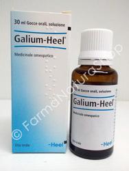GALIUM® HEEL Drops