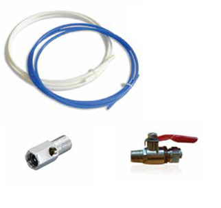 Kit microfiltrazione Everpure H54 con miscelatore tre vie Prestige 4 varianti di colore 2840 litri di autonomia.