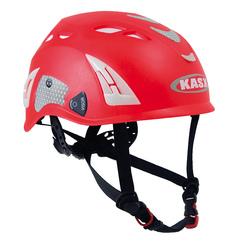 Casco di sicurezza Kask rosso fluo