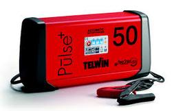 Caricabatteria elettronico Telwin 6-12-24V Start Boost Automatico auto Telwin PULSE 50