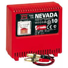 Caricabatteria Telwin NEVADA 10 - 12V 4A per Batterie ad Elettrolita