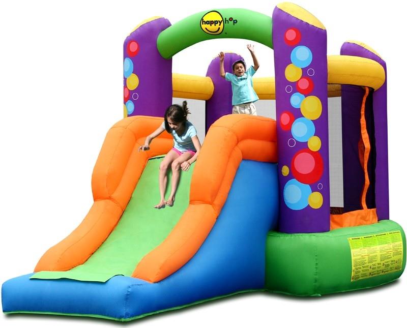 Giostra gioco salti castello salterello gonfiabile Happy Hop BALLOON gonfiabile Balloon Happy Hop 9236