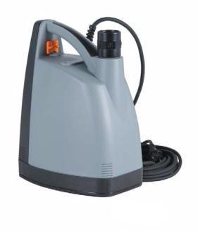 Elettropompa pompa ad immersione professionale Venezia 700- Aspirazione