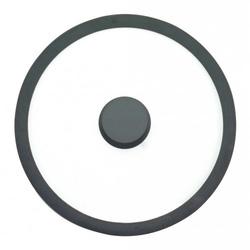 Coperchio per pentole ubiqua bordo silicone cm 24