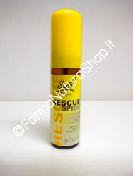 LOACKER RESCUE® REMEDY SPRAY Senza alcool