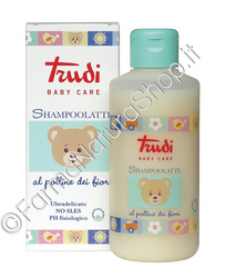 TRUDY Baby Care - Shampoo Milk with flower pollen