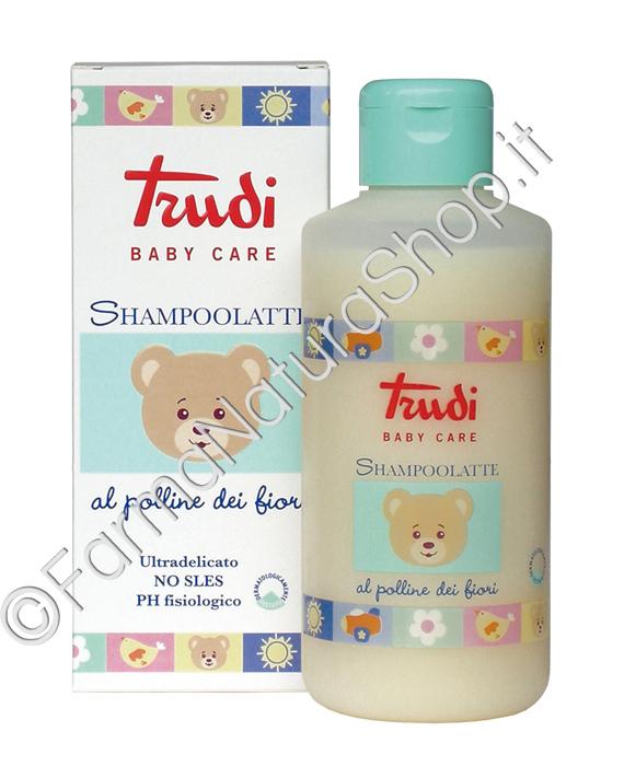 TRUDY Baby Care - Shampoo Milk with flower pollen