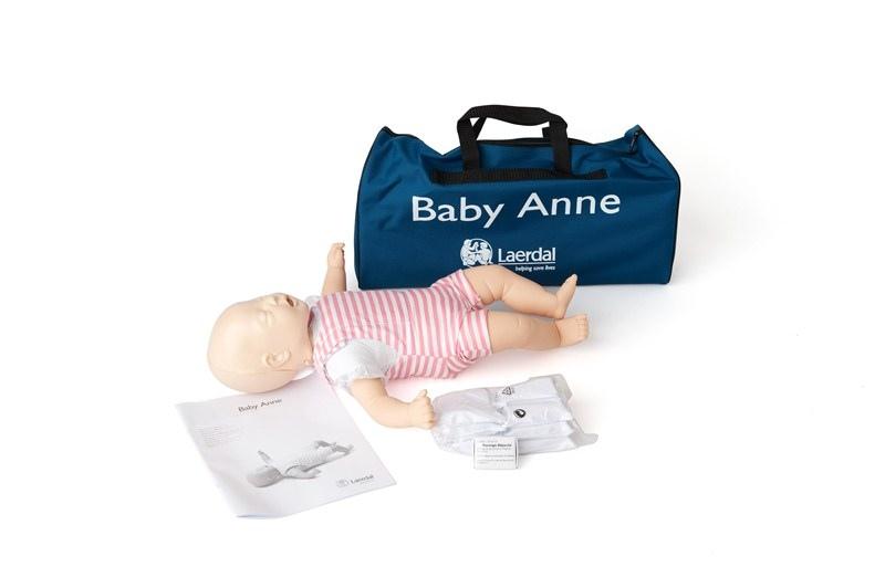 Manichino neonatale Baby Anne