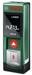 Telemetro Distanziometro Laser Digitale Bosch PLR 15 Bosch Telemetro laser PLR 15 campo di misurazione: 0,15-15 m, precisione: +/- 3 mm