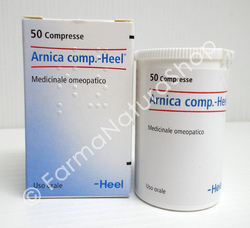 HEEL ARNICA COMPOSITUM Compresse