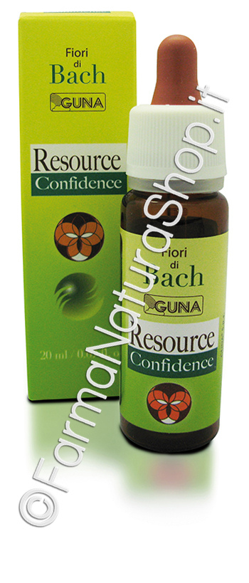 GUNA Fiori di Bach Resource CONFIDENCE