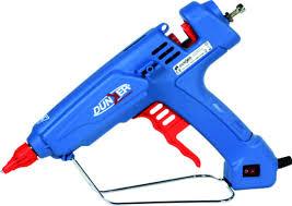 Pistola per Colla Termofusibile Professionale 180W Dunker PTK 180 Ø Colla incollatrice 93477