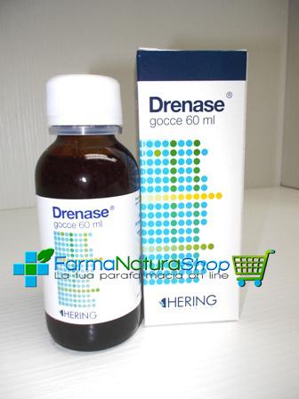 HERING - DRENASE® Gocce