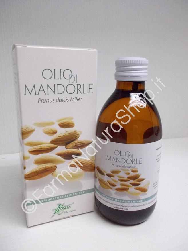 ABOCA OLIO DI MANDORLE