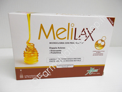 ABOCA - MELILAX Micro-enema for adults and teens