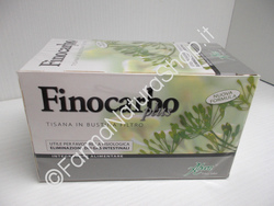 ABOCA FINOCARBO PLUS HERBAL TEA
