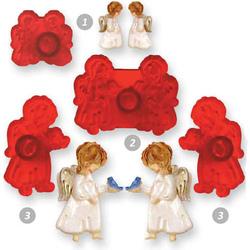 Set 4 cutter angeli Jem