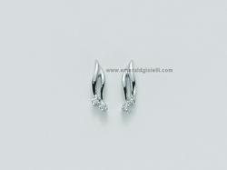 ERD1564 Orecchini Miluna con Diamanti