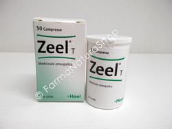 HEEL ZEEL T Compresse
