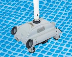 Pulitore piscina Robot Auto Pool Cleaner manutenzione INTEX 28001 modello NUOVO