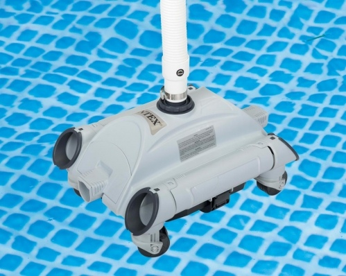 Pulitore piscina robot auto pool cleaner manutenzione - Accessori piscine intex ...
