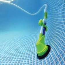 Pulitore aspiratore automatico Zappy per piscine fuori terra per sporcizia fondo BESTWAY 58304