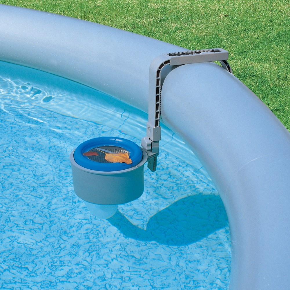 Skimmer Bestway 58233 da parete per piscine per pulizia acqua piscina sopra