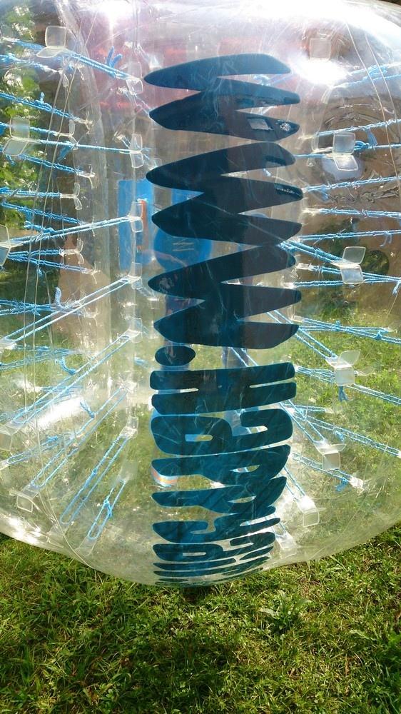 Bubble Football il calcio dentro enorme il pallone gonfiabile Happy Bumper Ball a norma PZ 6