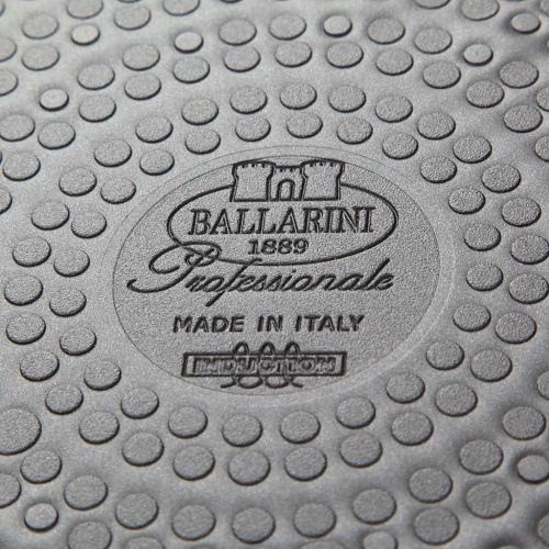Tegame cm 32 medio 2 manici Ballarini Serie Professionale 6000 mm5 cm 32 h 6,5 per induzione codice 6008.32