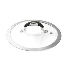 Coperchio diametro 16 universale in vetro da forno