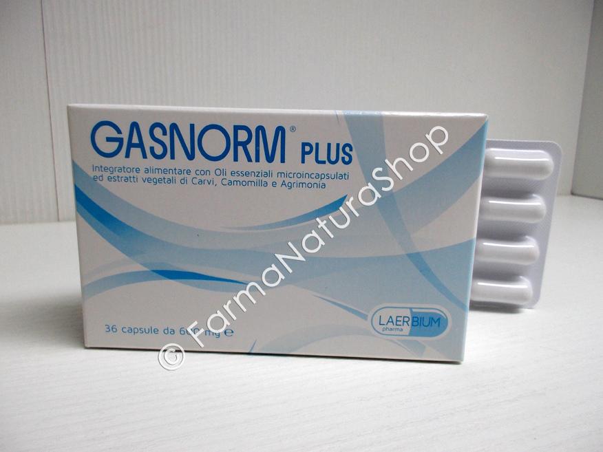 GASNORM PLUS 600 mg