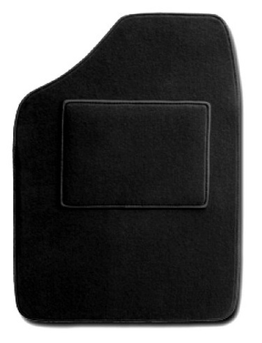 Tappeti in vero velluto su misura per Saab 9.3 (2003-2008)