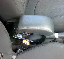 Bracciolo regolabile mod. High Tech per Mini One Cooper (2007-2013)