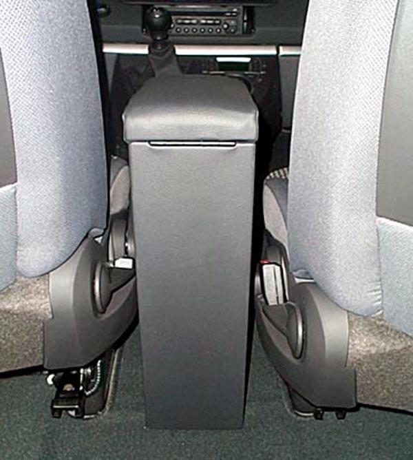 Mittelarmlehne für Citroen C8 in der Länge verstellbaren
