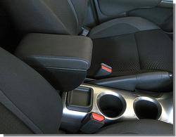 Bracciolo Nissan Juke regolabile + 2 portaoggetti + montaggio no viti!