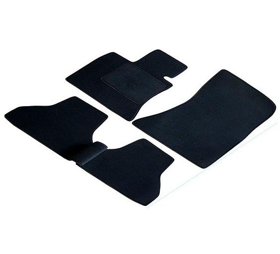 Tappeti in vero velluto su misura per Nissan Tino - Almera