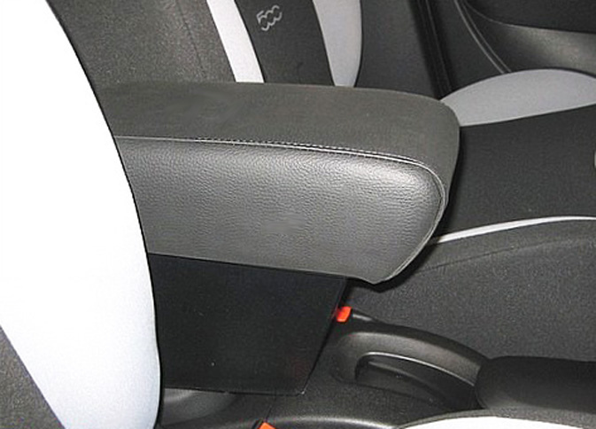 Mittelarmlehne für Fiat 500L (2012-05/2017) und 500L Trekking in der Länge verstellbaren
