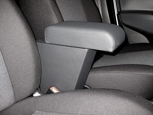 Accoudoir réglable en longueur avec porte-objet pour Fiat Doblò (2 Série) à partir de 2009