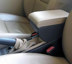 Bracciolo regolabile con portaoggetti per Saab 9.3 - 900S/SE