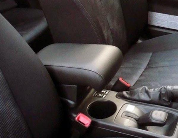 Zusätzliche Mittelarmlehne für Subaru Impreza - Forester in der Länge verstellbaren