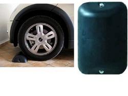 Wheel locks for parcking and garage
