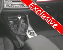 Armrest for BMW 1 F20-F21 - Exclusive design