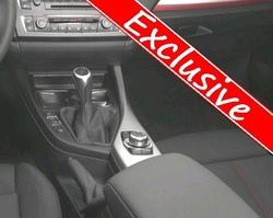Mittelarmlehne DESIGN für BMW 1 F20-F21