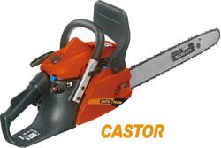 Motosega a scoppio CASTOR Alpina Castelgarden modello CP3740  cc 37,2 Barra 40 cm