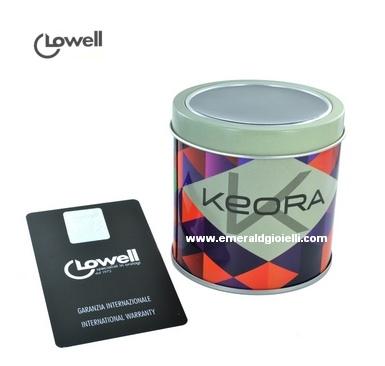 PK026 N Orologio Keora by Lowell